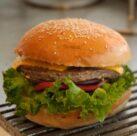 Burger essen in Mainz